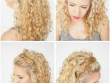 Simple Hairstyles for Curly Hair Everyday 1855 Best Curly Hair All Day Everyday Images In 2019