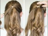 Simple Hairstyles for Curly Hair Everyday I Want to Do Easy Party Hairstyles for Long Hair Step by Step How