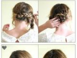 Simple Hairstyles Made at Home the 114 Best Quick Hair & Make Up Images On Pinterest
