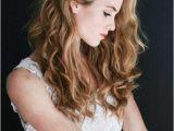 Simple Long Hairstyles for Weddings 25 Simple Bridal Hairstyles