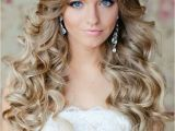 Simple Long Hairstyles for Weddings Simple Long Bridal Hairstyles for Curly Hair Love and
