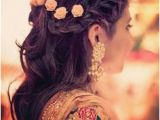 Simple Loose Hairstyles for Saree 166 Best Pin Your Hair Images