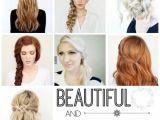 Simple Mom Hairstyles Quick Hair Ideas School Updos Curly Braids Bun Cute