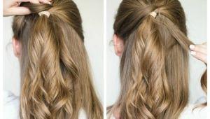 Simple N Cute Hairstyles Quick N Easy Hair Styles