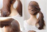 Simple N Easy Hairstyles Easy N Simple Hairstyles