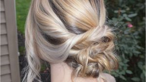 Simple yet Cute Hairstyles Pretty and Easy Prom Hairstyles Simple yet Elegant Prom