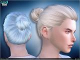 Sims 2 Male Hairstyles Download Bun for Your Male Sims Found In Tsr Category Sims 4 Male