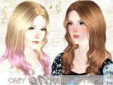 Sims 3 All Hairstyles Download Cazy Retextured Jennisims Curly Natural Hair for the Sims 3 Female