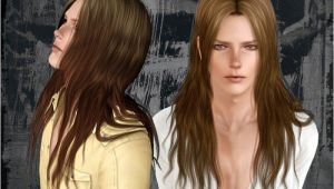 Sims 3 Hairstyles Free Download Sims3pack Nocturne Long Hir for Males by Cazycx Sims Stuff