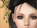 Sims 3 Hairstyles Pack Download Ancient Hair Accesories by Wings Sims3 Sims 3 Downloads Cc