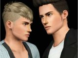 Sims 3 Hairstyles Pack Download Sideburns 01 by Imho Sims 3 Downloads Cc Caboodle