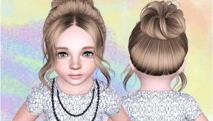 Sims 3 toddler Hairstyles Download Sims 3 Bun for toddlers the Sims 3 Hair and Style Part L
