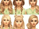 Sims 4 Hairstyles Female Download Current Favourite Maxis Match Hair From Left to Right then Down and