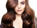 Sleek Curly Hairstyles A Long Brown Hairstyle From the Sleek Hair Collection No