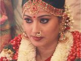 Sneha Wedding Hairstyle Telugumovieclub Sneha Prasanna Wedding Pics
