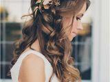 Soft Curls Wedding Hairstyles 40 Wedding Hair