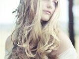 Soft Curls Wedding Hairstyles Bridal Inspiration 2013 Artistic Boho Wedding themes