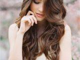 Soft Curls Wedding Hairstyles Most Beautiful Bridal Wedding Hairstyles for Long Hair