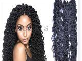 Soft Dreads Hairstyles 2019 2019 soft Dread Locs 18inch Kanekalon Crochet Twist Braids
