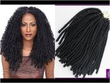 Soft Dreads Hairstyles 2019 Styling Crochet Braids soft Dreads Miss Ola