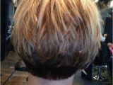 Stacked Bob Haircut for Fine Hair Short Hairstyle Bob Hair for Fine Hair