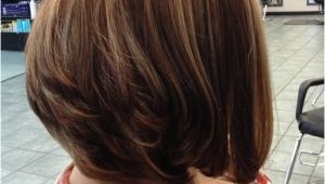 Stacked Bob Haircut for Thick Hair 30 Stacked A Line Bob Haircuts You May Like Pretty Designs