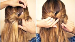 Steps for Easy Hairstyles 15 Cute Hairstyles Step by Step Hairstyles for Long Hair