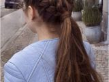 The Cutest Hairstyles for School Beautiful Double Braided Hairstyles 2018 for Teenage Girls