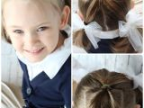 Top Ten Easy Hairstyles Easy Hairstyles for Little Girls 10 Ideas In 5 Minutes