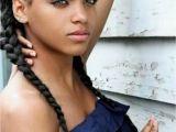 Two Braid Hairstyles for Black Women 2 Braid Hairstyles for Black Women