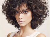 Types Of Hairstyles for Curly Hair Curly or Wavy Short Haircuts for 2018 25 Great Short Bob