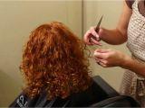U Hair Cutting Video How to Cut Curly Hair Youtube Hair Tutorial