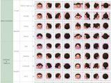 Unlock Hairstyles Acnl 65 Best Acnl G U I D E S Images