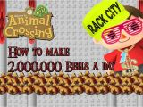 Unlock Hairstyles Acnl Animal Crossing New Leaf How to Make More Than 2 000 000 Bells A