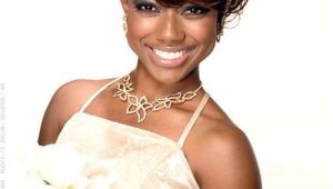 Updo Hairstyles for African American Weddings 11 African American Wedding Hairstyles for the Bride & Her