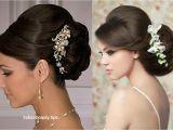 Updo Hairstyles for Indian Weddings 30 Elegant Bridal Updo Hairstyles Indian Beauty Tips