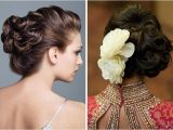 Updo Hairstyles for Indian Weddings 60 Traditional Indian Bridal Hairstyles for Your Wedding