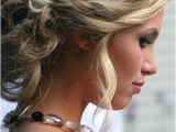 Updo Hairstyles for Prom with Braid Braid Updo Hair Styles for Wedding Prom Popular Haircuts