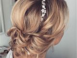 Updo Hairstyles for Weddings for Medium Length Hair top 20 Wedding Hairstyles for Medium Hair