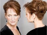 Updo Hairstyles for Weddings Mother Of the Bride Updos for Mothers Of the Bride Models