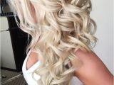 Updo Hairstyles with Hair Down 42 Half Up Half Down Wedding Hairstyles Ideas Wedding