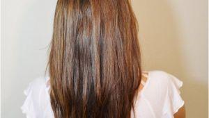 V Shape Haircuts Nice V Shape Style
