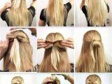 Very Easy Hairstyles for Medium Hair Simple Hairstyles for Medium Hair for School Hairstyle