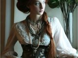 Victorian Wedding Hairstyles Your Guide to A Steampunk Wedding