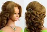 Videos Of Hairstyles for Long Hair Bridal Prom Hairstyle for Long Hair Tutorial Makeup Videos