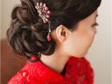 Vietnamese Wedding Hairstyles Vietnamese Wedding Hairstyles