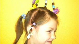 Wacky Girl Hairstyles Crazy Hair Day Ideas