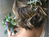 Wedding Day Hairstyles for Short Hair Most Beautiful Wedding Hairstyle Ideas for Short Hair
