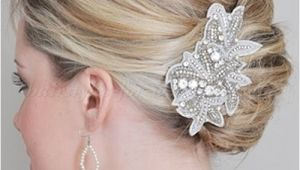 Wedding French Roll Hairstyle formal Hairstyles for Medium Hair