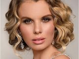 Wedding Hair for Bob Hairstyle Curly Wedding Updos False Bob Hairstyle for Brides